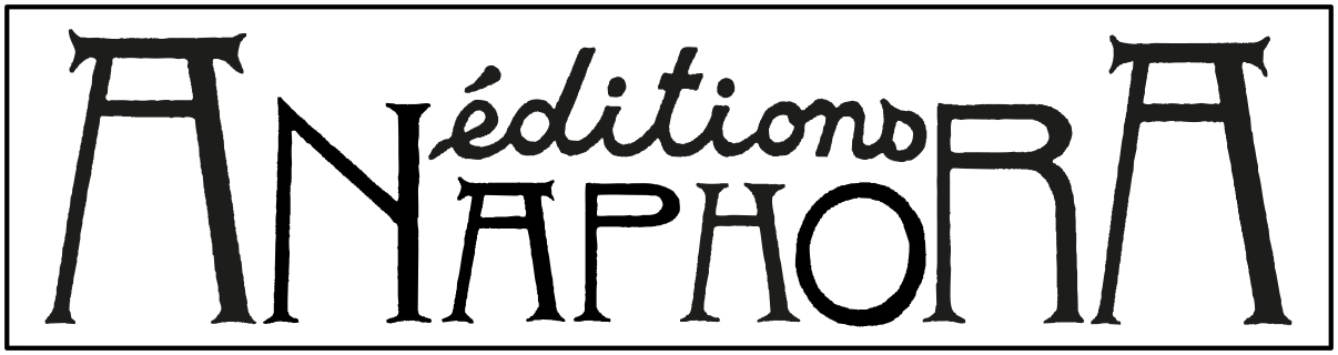 anaphora editions